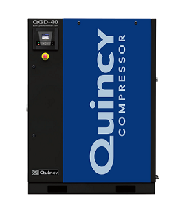 Quincy QGD Series 15-60HP [New 2017]