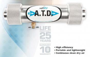 ATD Series - Mobile air dryer